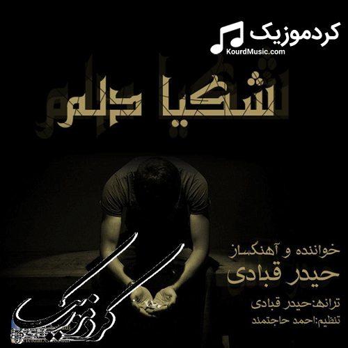 دانلود آهنگ کردی حیدر قبادی بنام«شکیا دلم»,حیدر قبادی,فول آلبوم حیدر قبادی,haidar ghobadii
