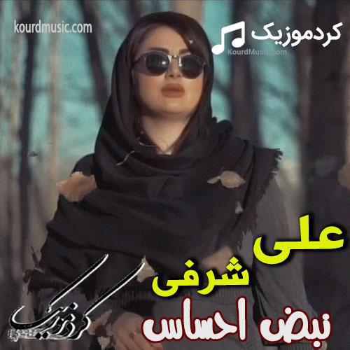 علی شرفی آهنگ نبض احساس به همراه موزیک ویدیو